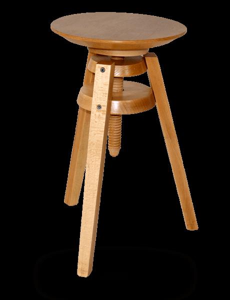 Choisissez Le Tabouret Traditionnel Ou Design En Bois