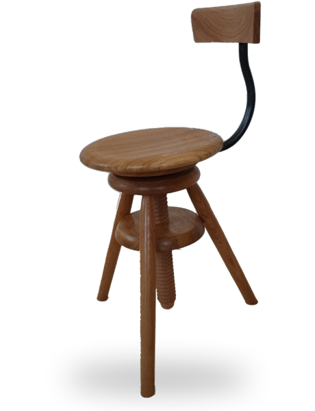 choisissez le tabouret traditionnel ou design en bois fabriqu en france tabouret bois vis. Black Bedroom Furniture Sets. Home Design Ideas