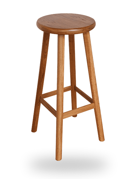 Le tabouret en bois traditionnel ou design fabriqu en - Tabouret de bar transparent ...