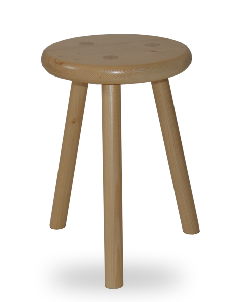 le tabouret en bois traditionnel ou design fabriqu en france tabourets ronds 3 pieds en. Black Bedroom Furniture Sets. Home Design Ideas
