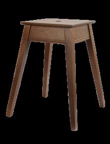 choisissez le tabouret traditionnel ou design en bois fabriqu en france tabouret bois carr. Black Bedroom Furniture Sets. Home Design Ideas
