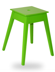 tabouret-carre-empilable-vert