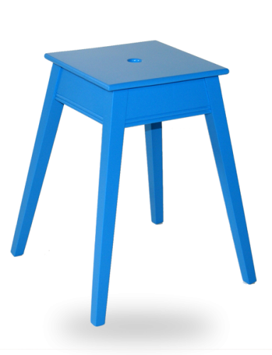 tabouret-carre-empilable-bleu
